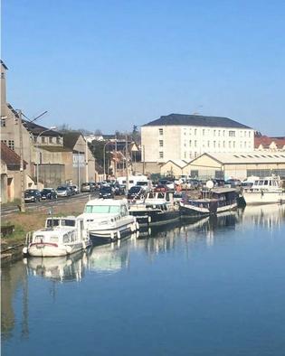 Le projet du port Saint-Roch