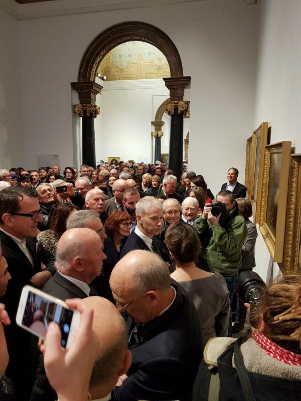 Le musée Girodet inauguré